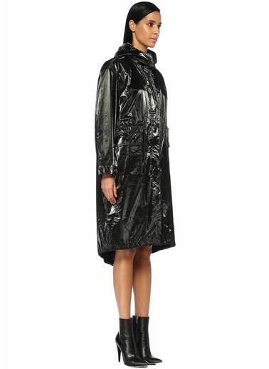 Mo&Co Yağmurluk Siyah